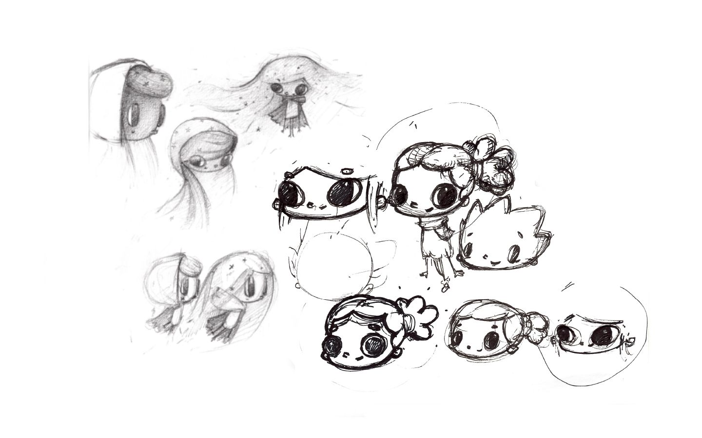 Mazák, Truben, Ilustrácia, postavičky, kresba, charakter, malá hviezda